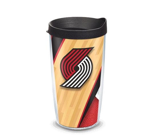 NBA® Portland Trail Blazers Court Wrap With Travel Lid