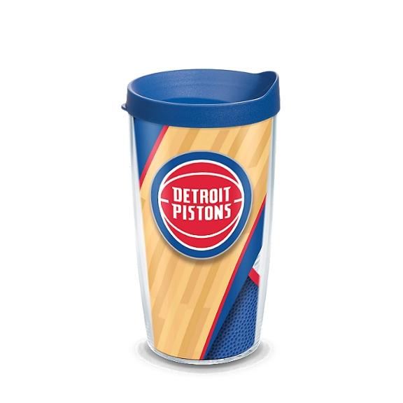 NBA® Detroit Pistons Court