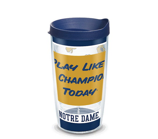 Notre Dame Fighting Irish Play Like a Champion Today