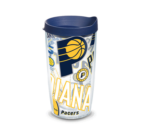 NBA® Indiana Pacers All Over image number 0