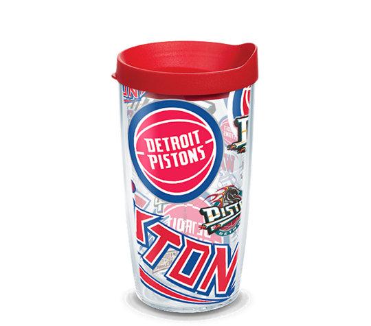 NBA® Detroit Pistons All Over