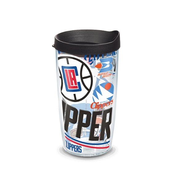 NBA® Los Angeles Clippers All Over
