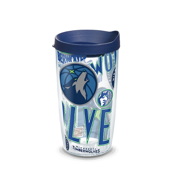NBA® Minnesota Timberwolves All Over