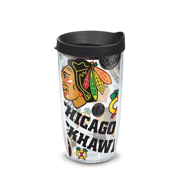 NHL® Chicago Blackhawks® All Over