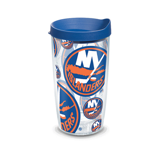 NHL® New York Islanders® All Over image number 0