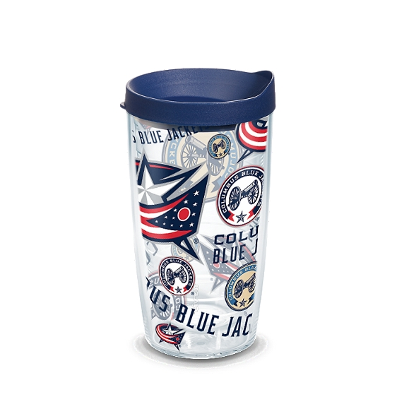 NHL® Columbus Blue Jackets® All Over