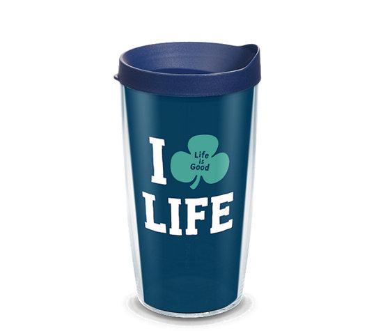 Life is Good® - I Love Life Shamrock image number 0