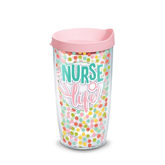Nurse Life Polka Dots