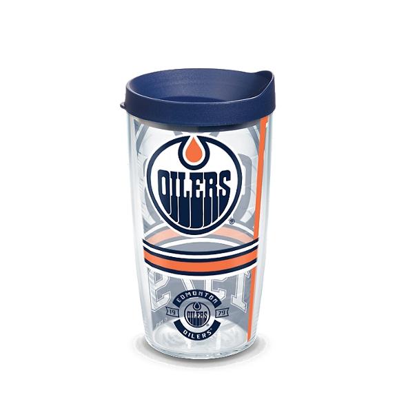 NHL® Edmonton Oilers® Top Shelf