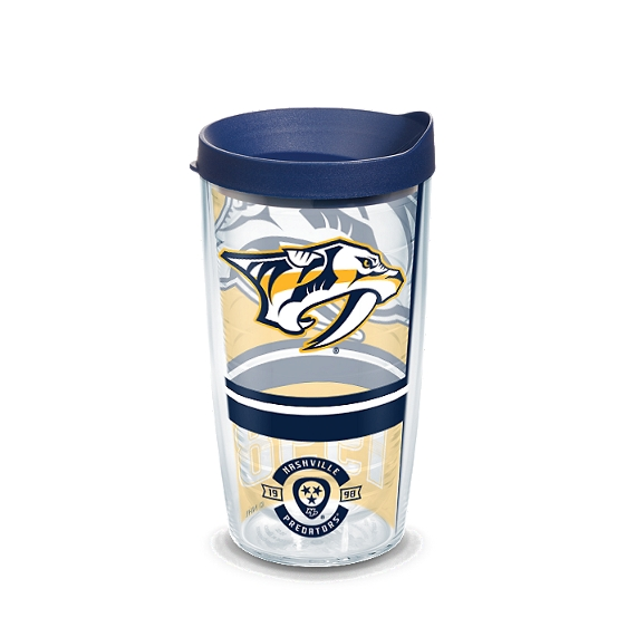 NHL® Nashville Predators® Top Shelf