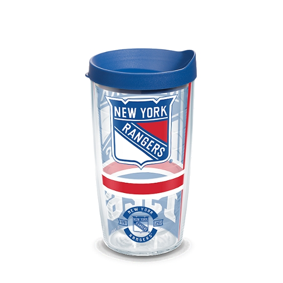 NHL® New York Rangers® Top Shelf
