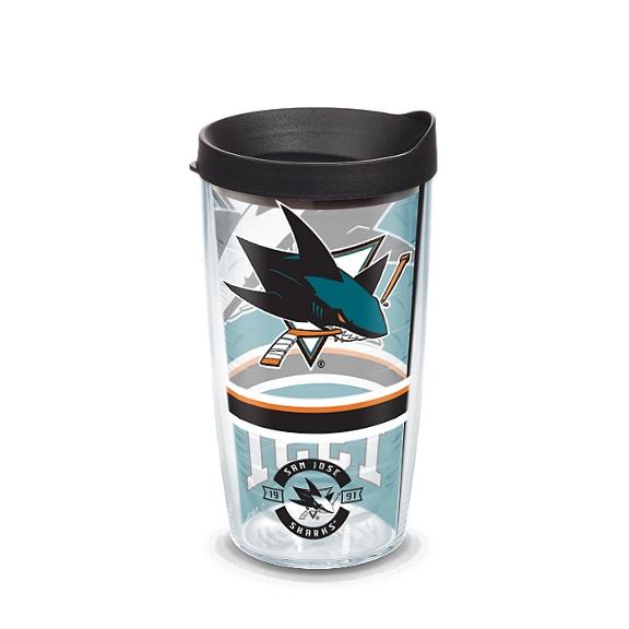 NHL® San Jose Sharks® Top Shelf