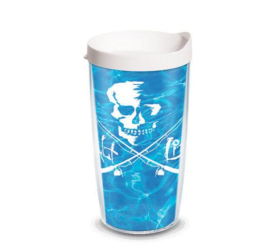 Salt Life® - Skull Blue Waters image number 0