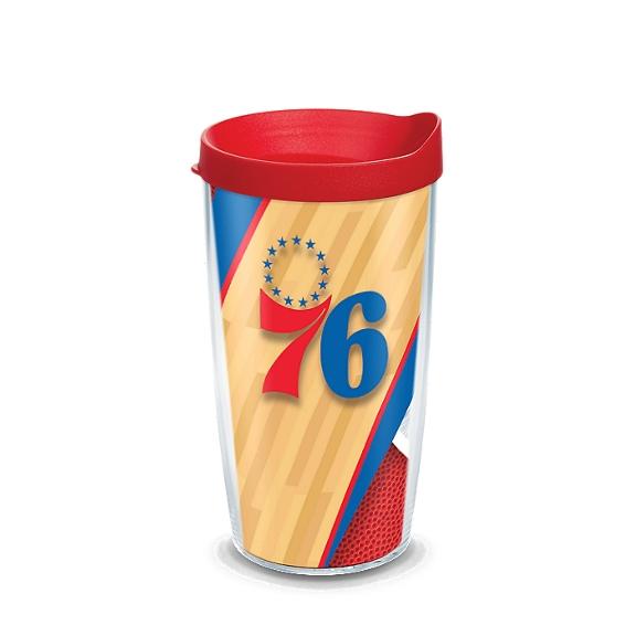 NBA® Philadelphia 76ers Court