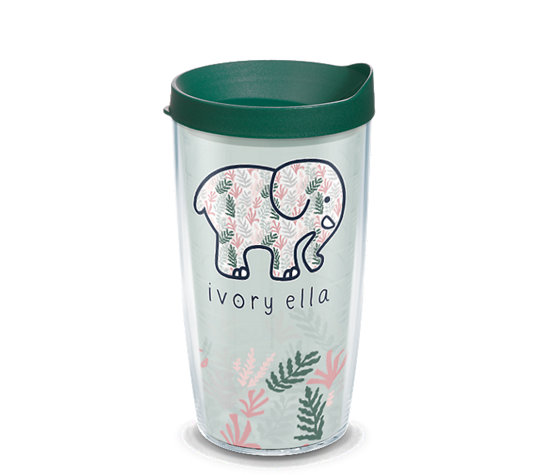 Ivory Ella - Multi Leaves