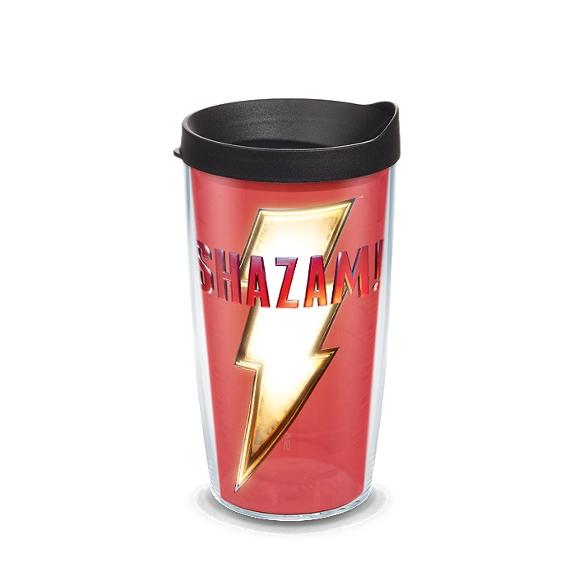 Warner Brothers - Shazam! Crest