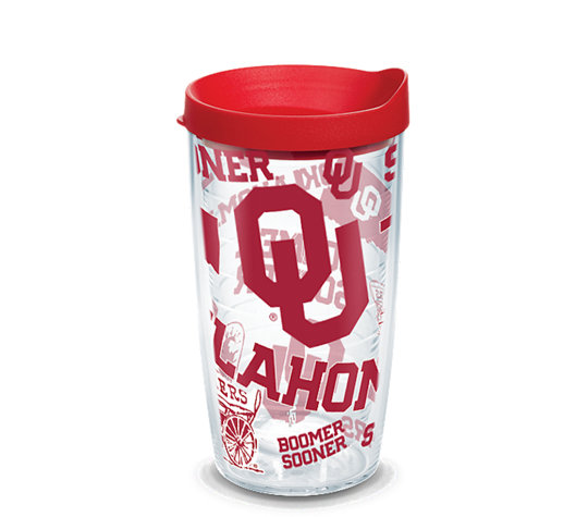 Oklahoma Sooners All Over