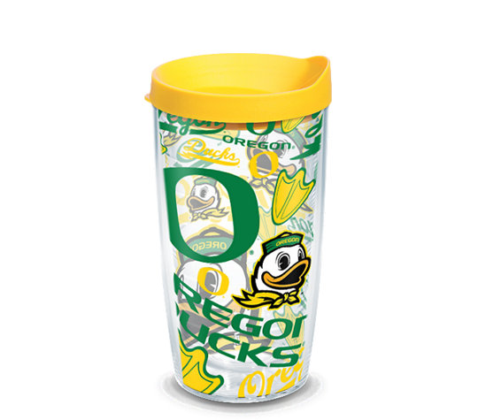Oregon Ducks All Over image number 0