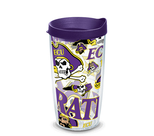 East Carolina Pirates All Over image number 0