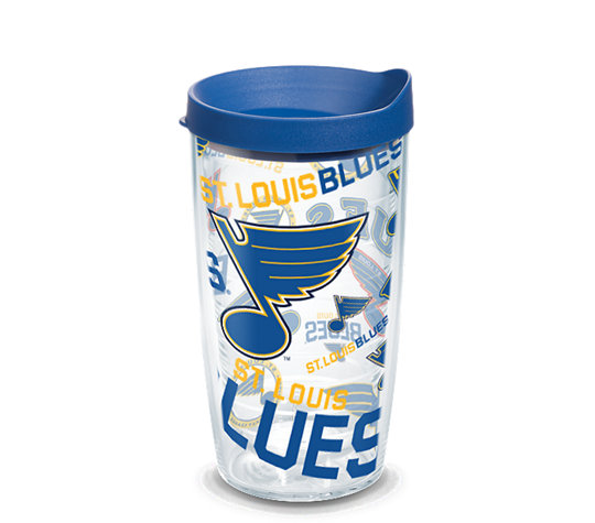 NHL® St. Louis Blues® All Over image number 0