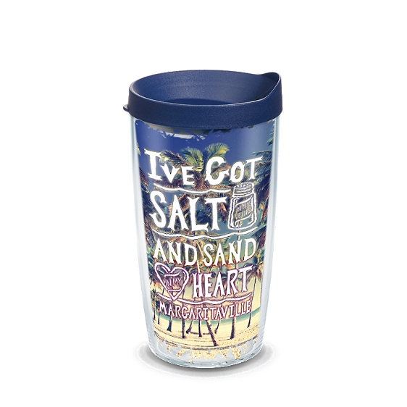 Margaritaville - Salt In My Veins