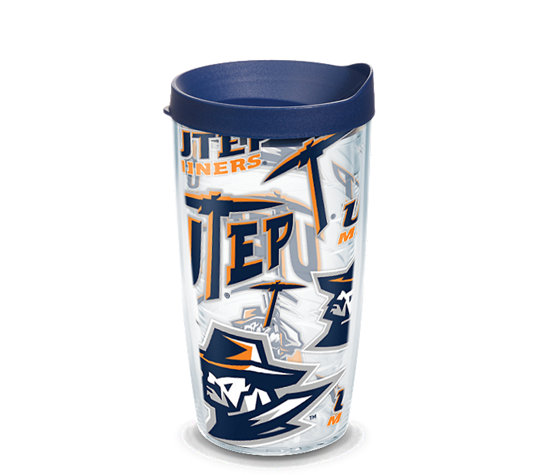 UTEP Miners All Over
