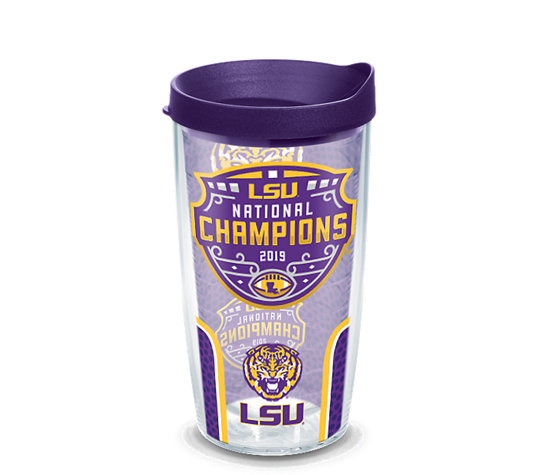 LSU Tigers 2019 College Football National Champions image number 0