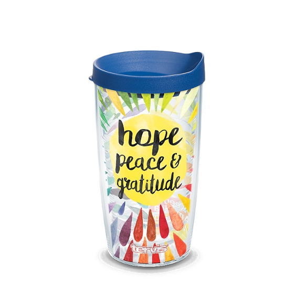 Hope Peace Gratitude