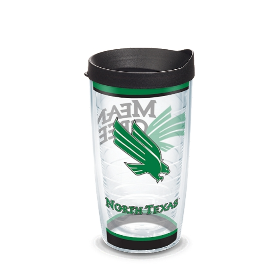 North Texas Mean Green Tradition