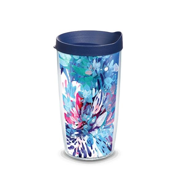 CreativeIngrid - Floral Wave