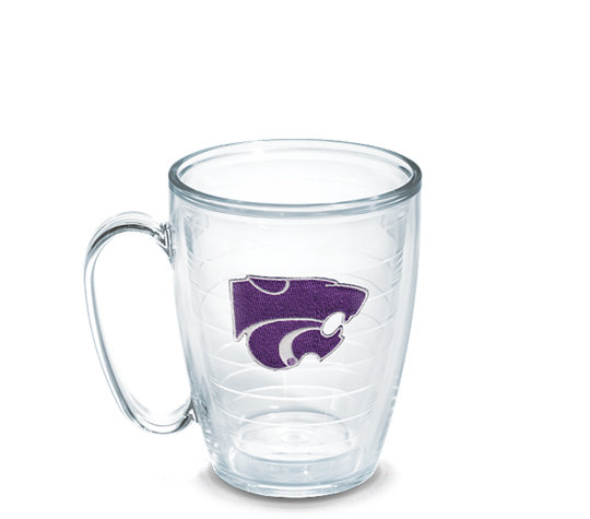 Tervis Kansas State Wildcats 16oz Mug - College Collection
