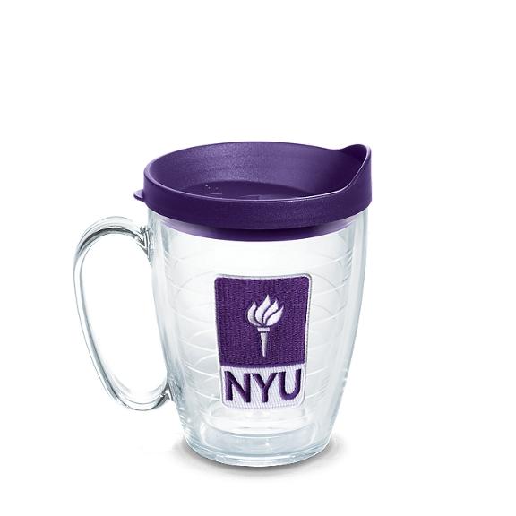 NYU Violets Logo