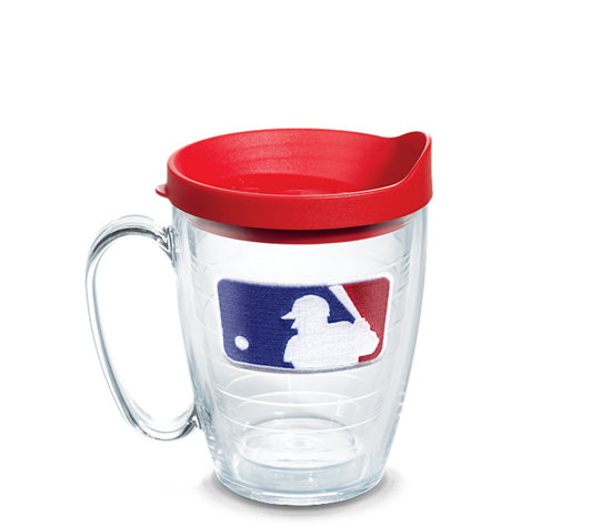 MLB® Silhouetted Batter Logo