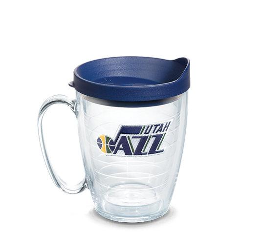NBA® Utah Jazz Primary Logo image number 0