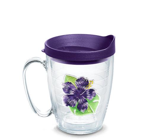 Island Purple Hibiscus image number 0