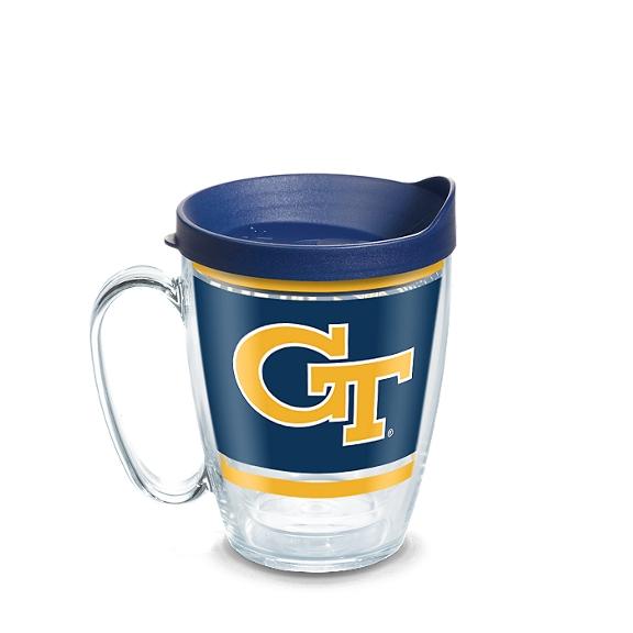 Georgia Tech Yellow Jackets Legend