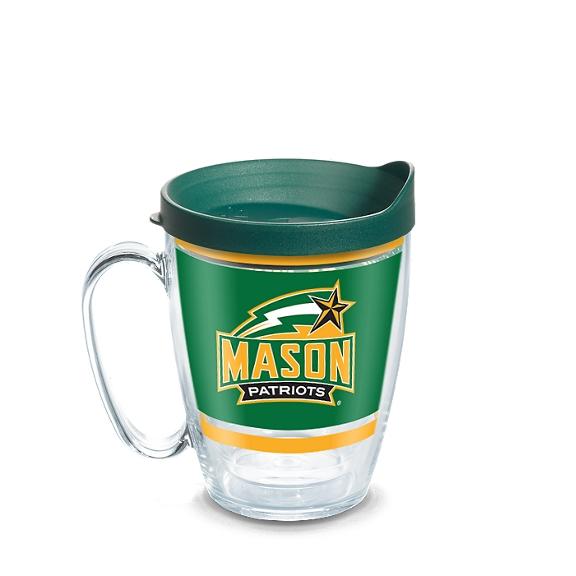 George Mason Patriots Legend