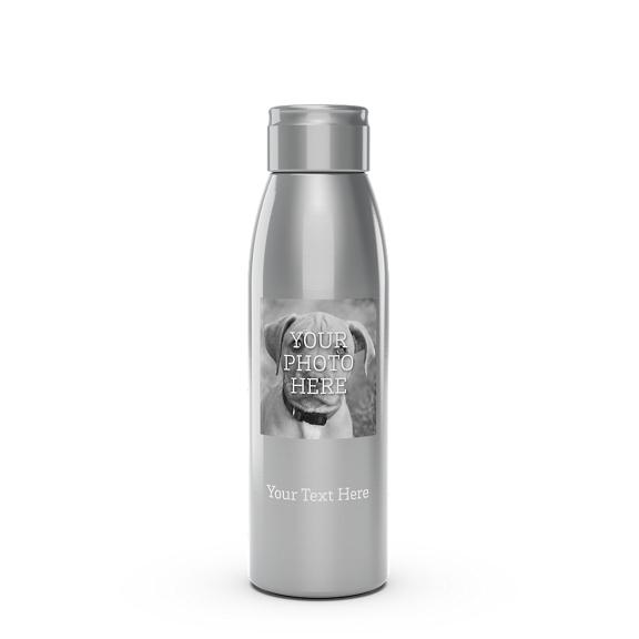 Custom 17oz Stainless Slim Bottle