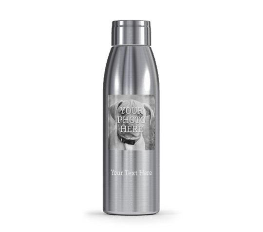 Custom 17oz Stainless Slim Bottle image number 0