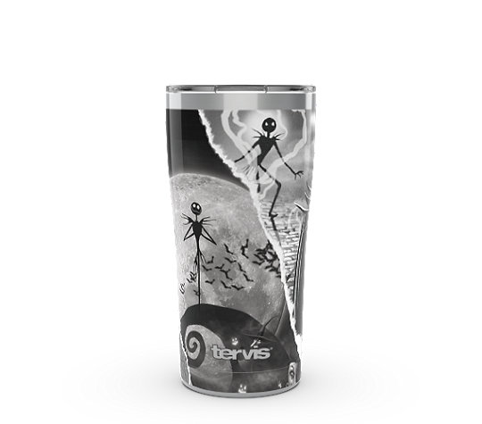 Disney® - The Nightmare Before Christmas - Torn Collage