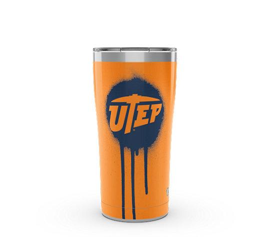 UTEP Miners Graffiti