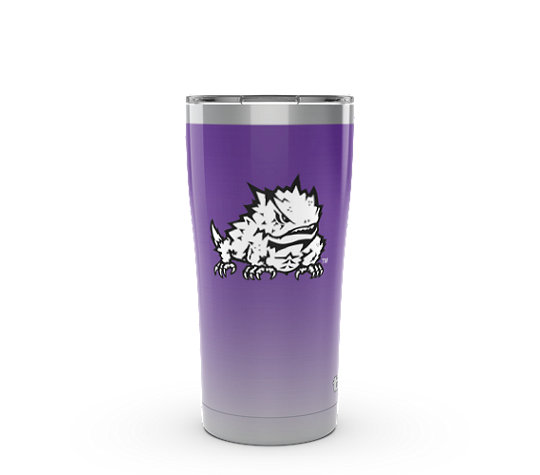 TCU Horned Frogs Ombre