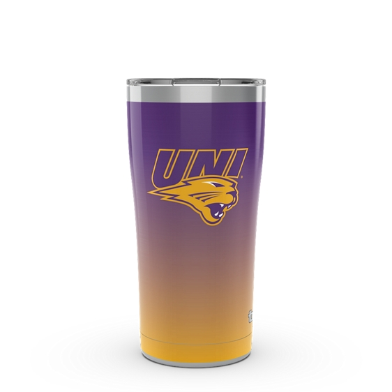 Northern Iowa Panthers Ombre