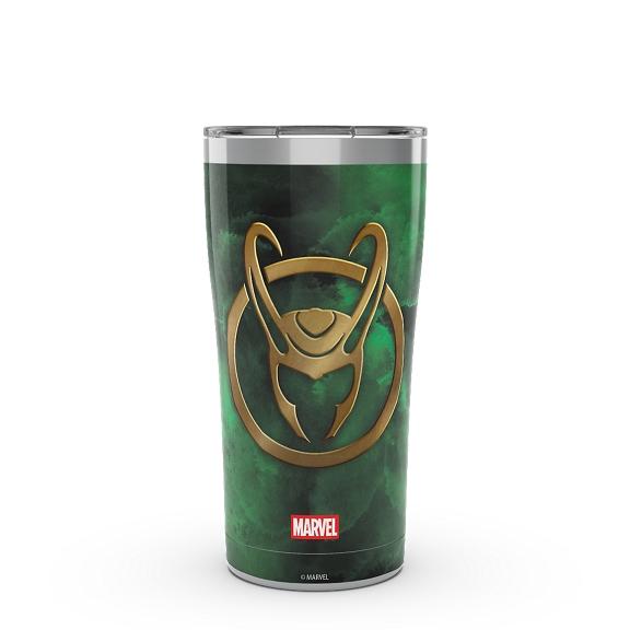 Marvel - Loki Green Crest