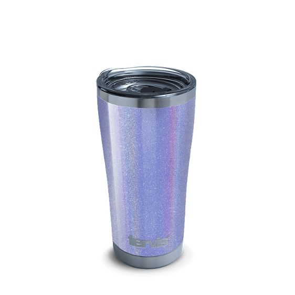 Shimmer Silver Violet