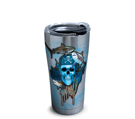 Guy Harvey® Pirate Skull