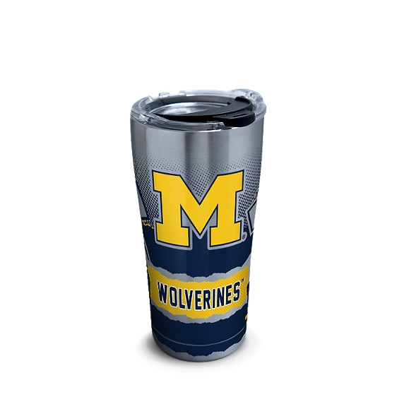 Michigan Wolverines Knockout