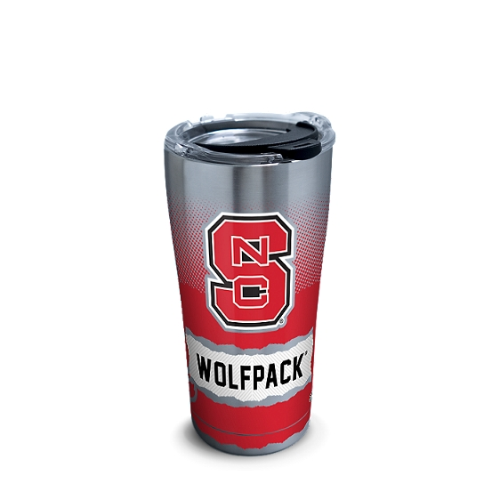 NC State Wolfpack Knockout