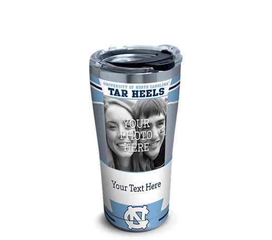 Tervis North Carolina Tar Heels 20oz Tumbler