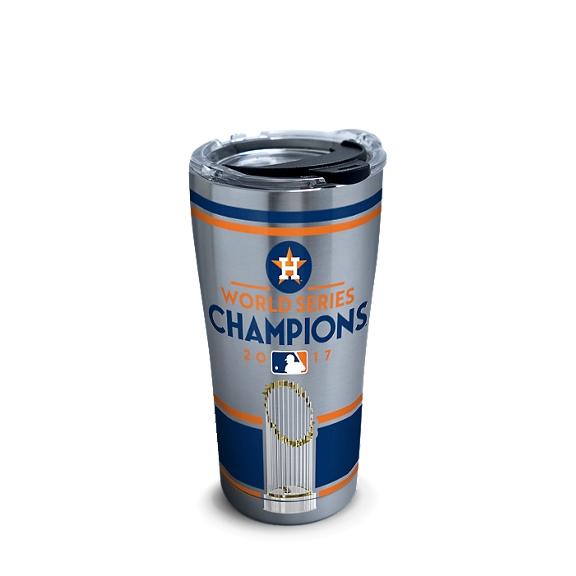 MLB® Stainless Steel Tumbler, Houston Astros™